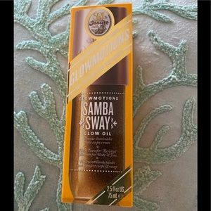 SOL de JANEIRO GLOWMOTIONS SAMBA SWAY New in Box!